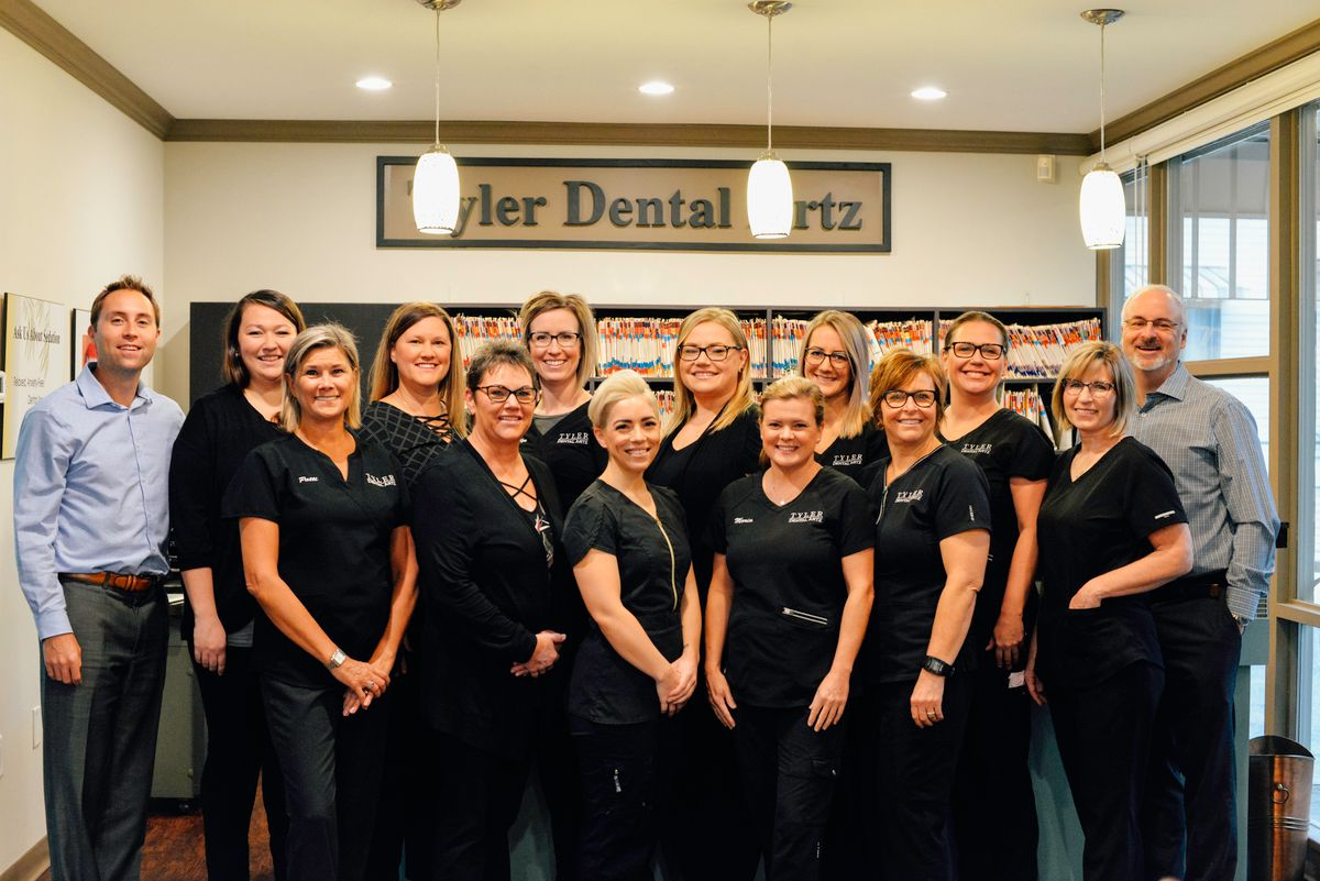 Tyler Dental Artz team
